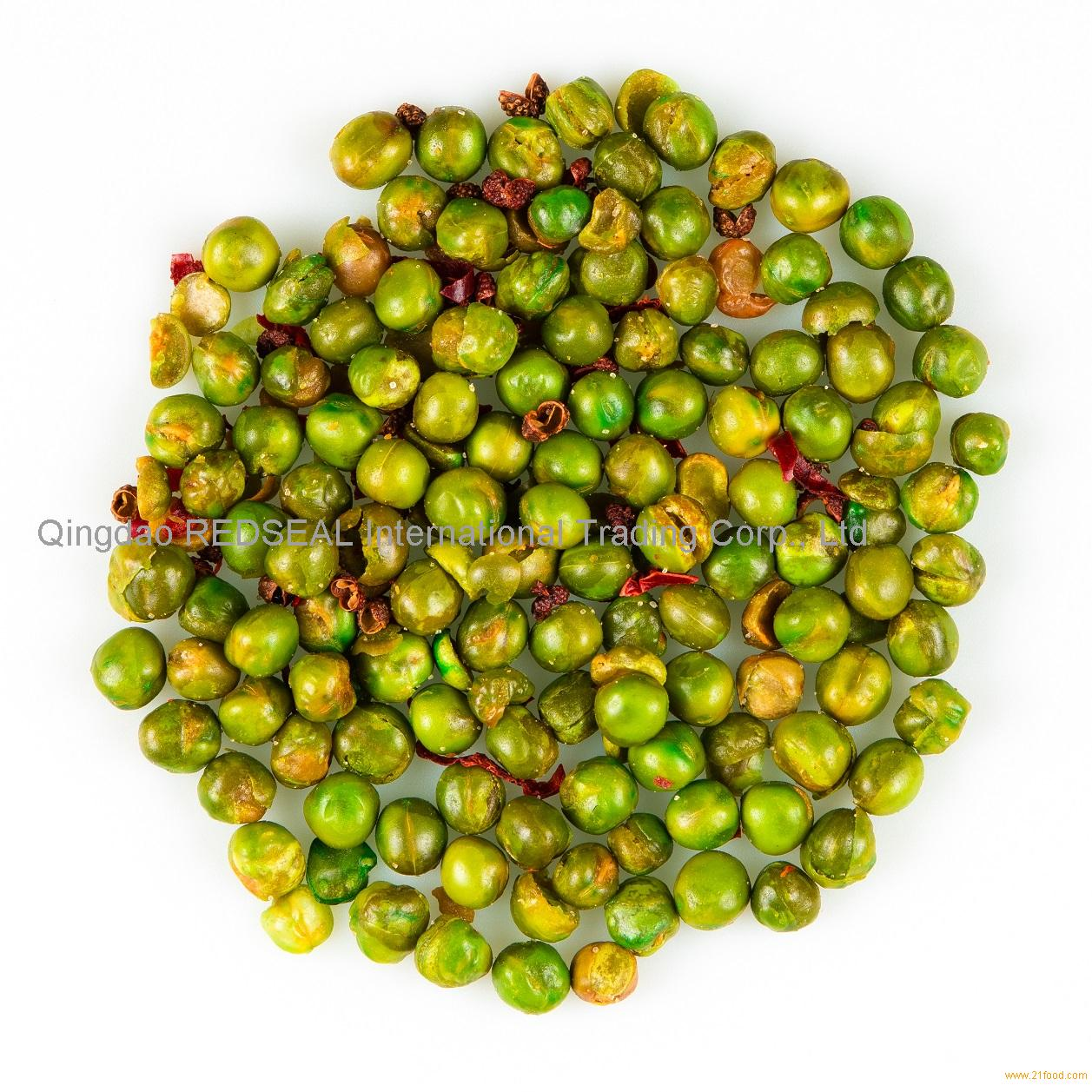 Hot&Spicy Green Pea