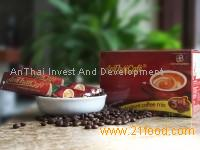 High Quality 3 in 1 Instant Coffee Mix From VIETNAM