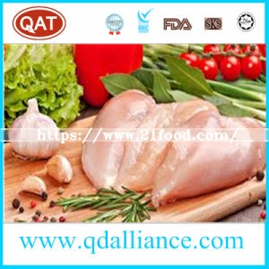 Frozen Chicken Breast Meat Slaugted by Hand