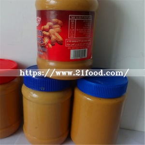 Pete Jar Package Peanut Butter Without Sugar and Salt Added
