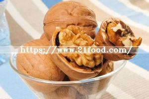 Walnuts Longevity Fruit and Health Treasure Rich in Copper Magnesium Potassium Vitamin B6
