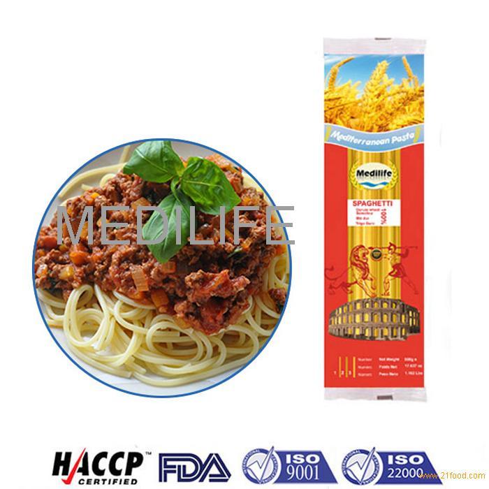 Tunisian Pasta Spaghetti 500g NB1