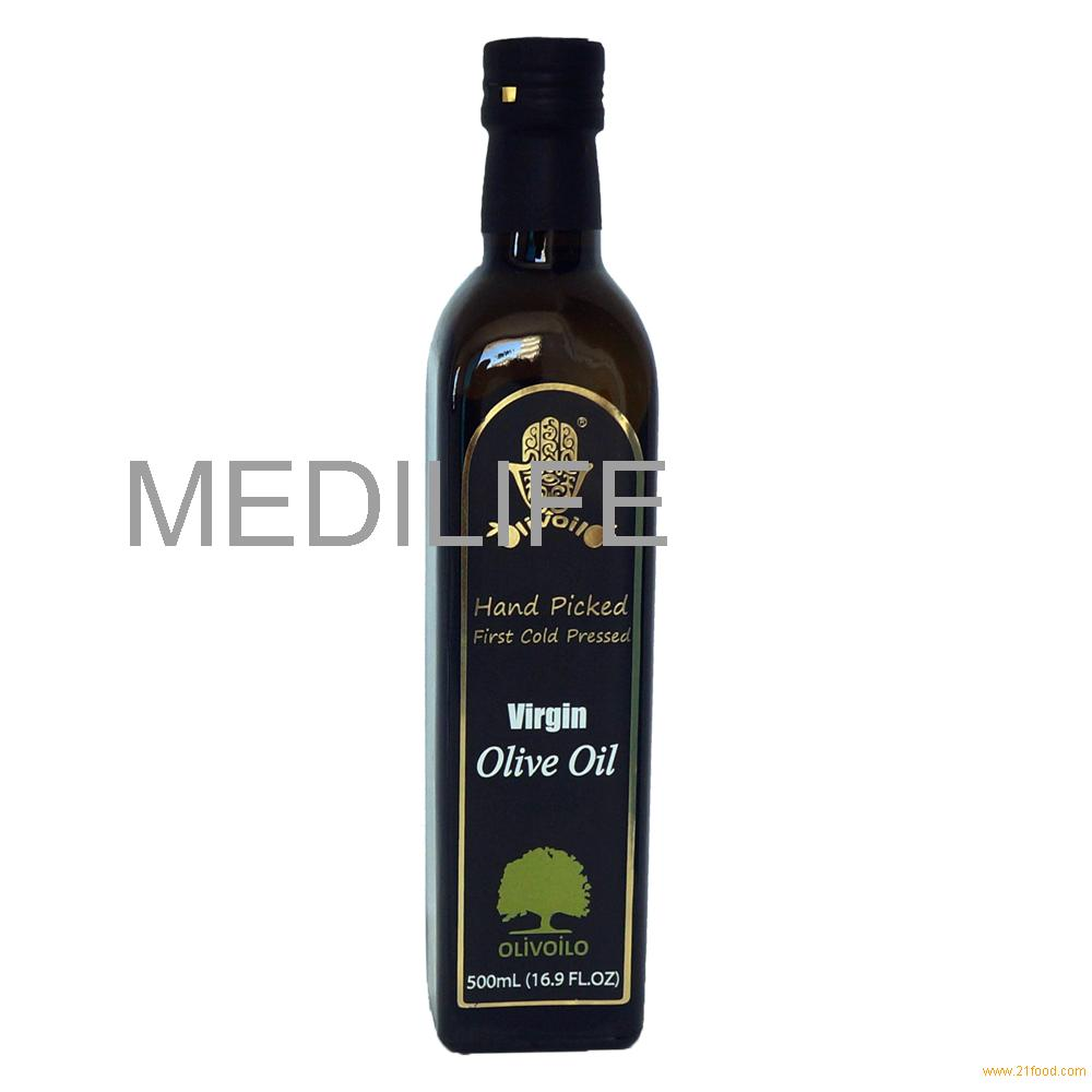 500mL Marasca Bottle, 0.8% Acidity. 100% Tunisian Olive Oil