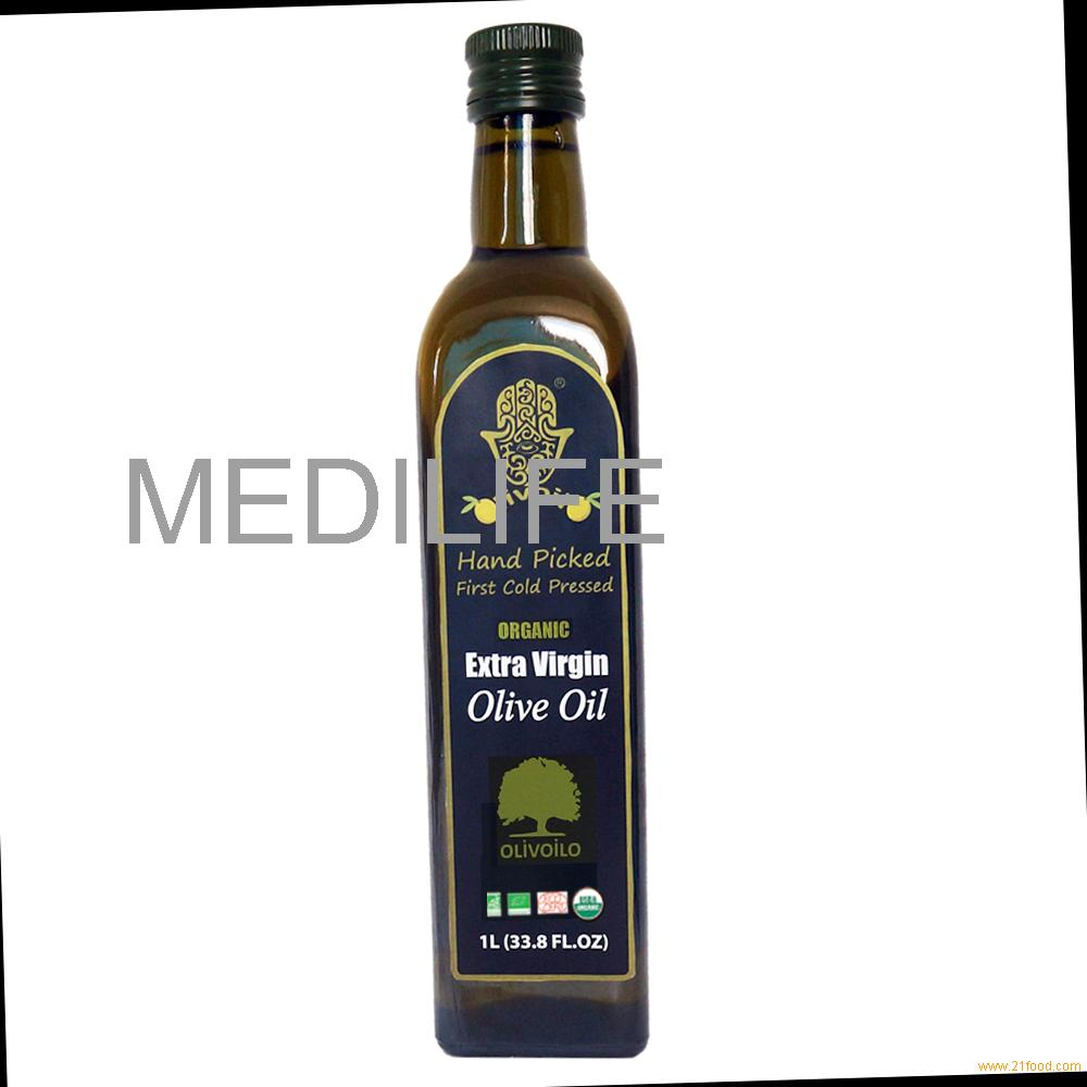 Organic Olive Oil. 1L Golden Olive Oil