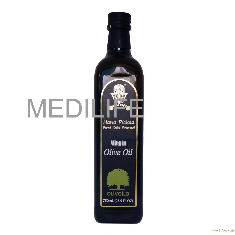 Marasca Bottle, 0.8% Acidity, Olive Oil Virgin. 750mL