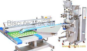 Cookie Machine with conveyor