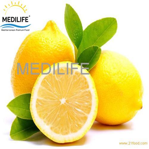 Lemon ,High Quality Eureka Lemon, Fresh lemon from Tunisia