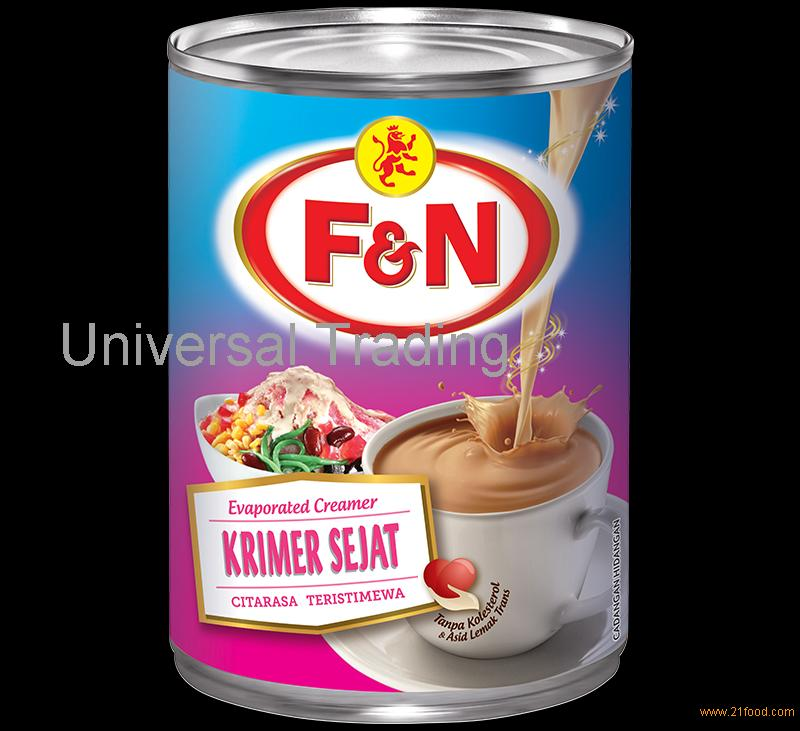 F&N Liquid Evaporated Milk