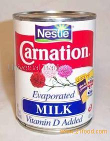 Nestle Evaporated Milk.