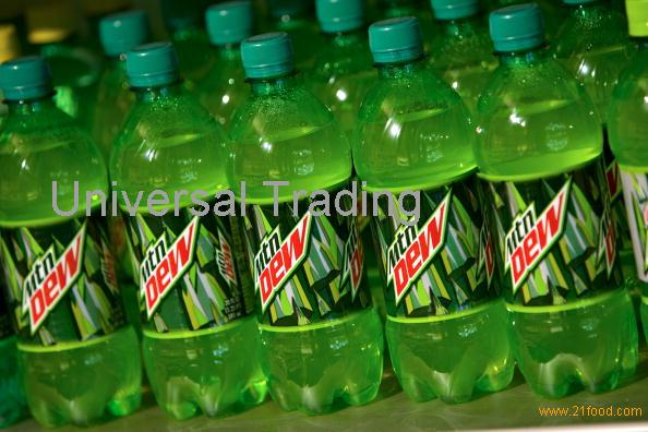 Mountain Dew for sale.