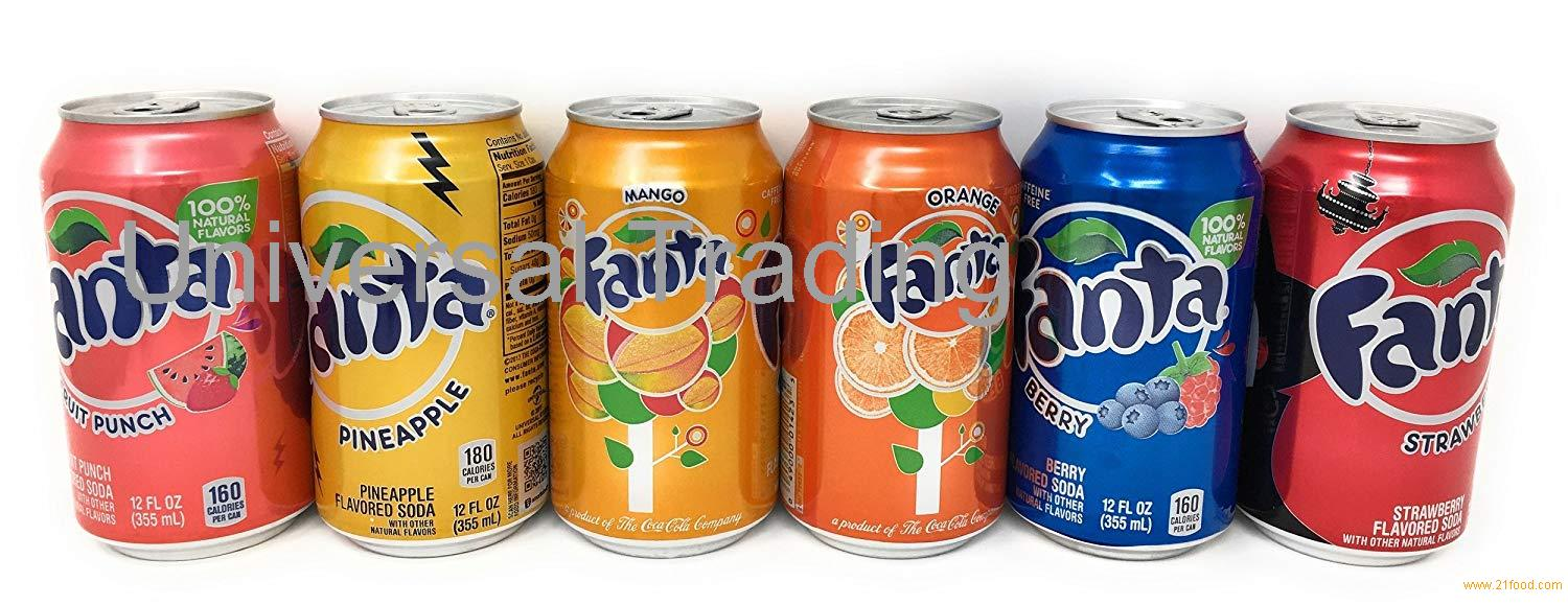 Fanta for sale.