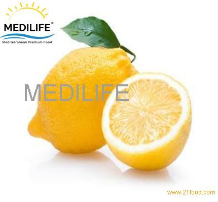 Fresh Lemon ,High Quality Eureka Lemon, Fresh lemon from Tunisia
