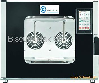 Combi Steam Oven with 4 tray capacity