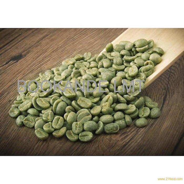 Excellent quality Green coffee beans 100% arabica/