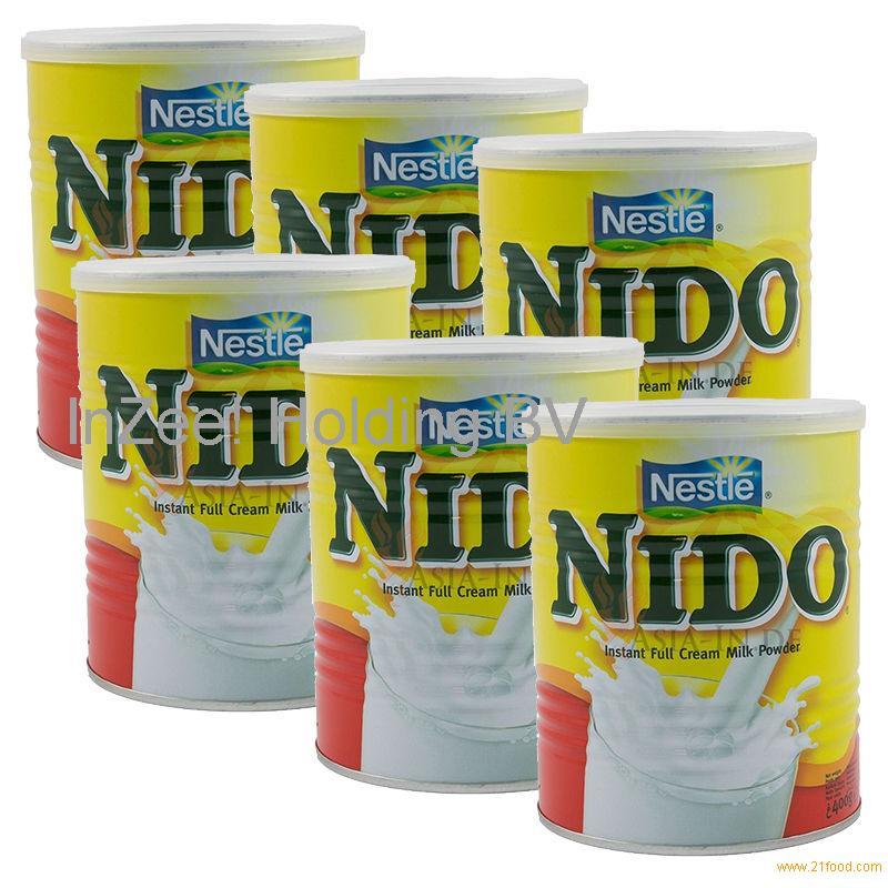 Nestle Nido Milk Poweder 400G / 900G/1800G/2500G