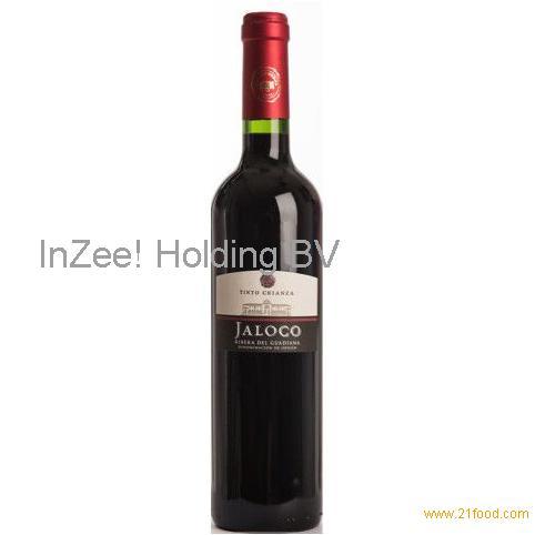 JALOCO Red Vintage (crianza) spanish wine D.O. 750 ml