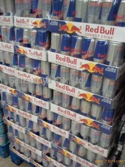 Austria Red Bull & Redbull Classic 250ml, 500ml