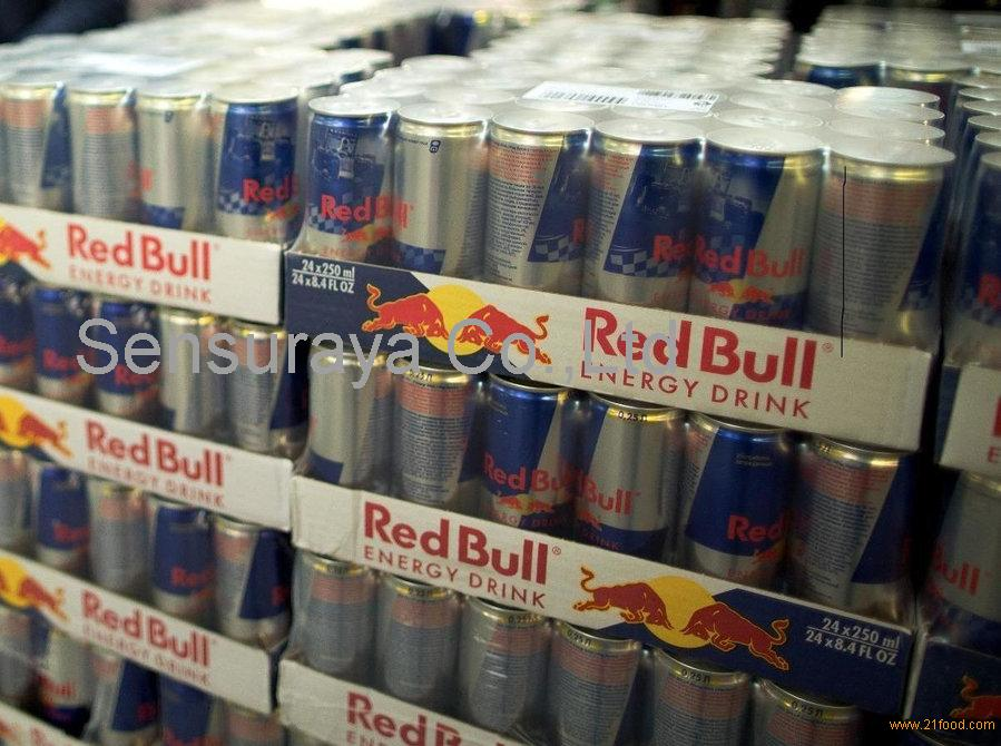 100% Original Redbull and other Energy Drinks 250ml for sale available
