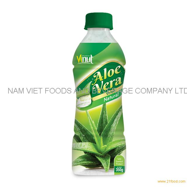 350ml Bottle Natural Aloe Vera Juice