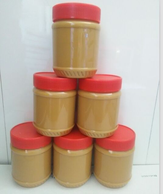 Creamy Peanut butter with salt only
