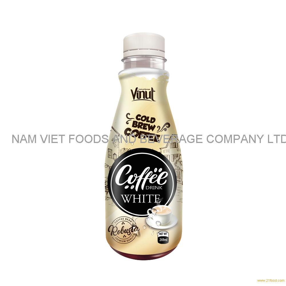 269ml Premium Cold Brew White Coffee Drink