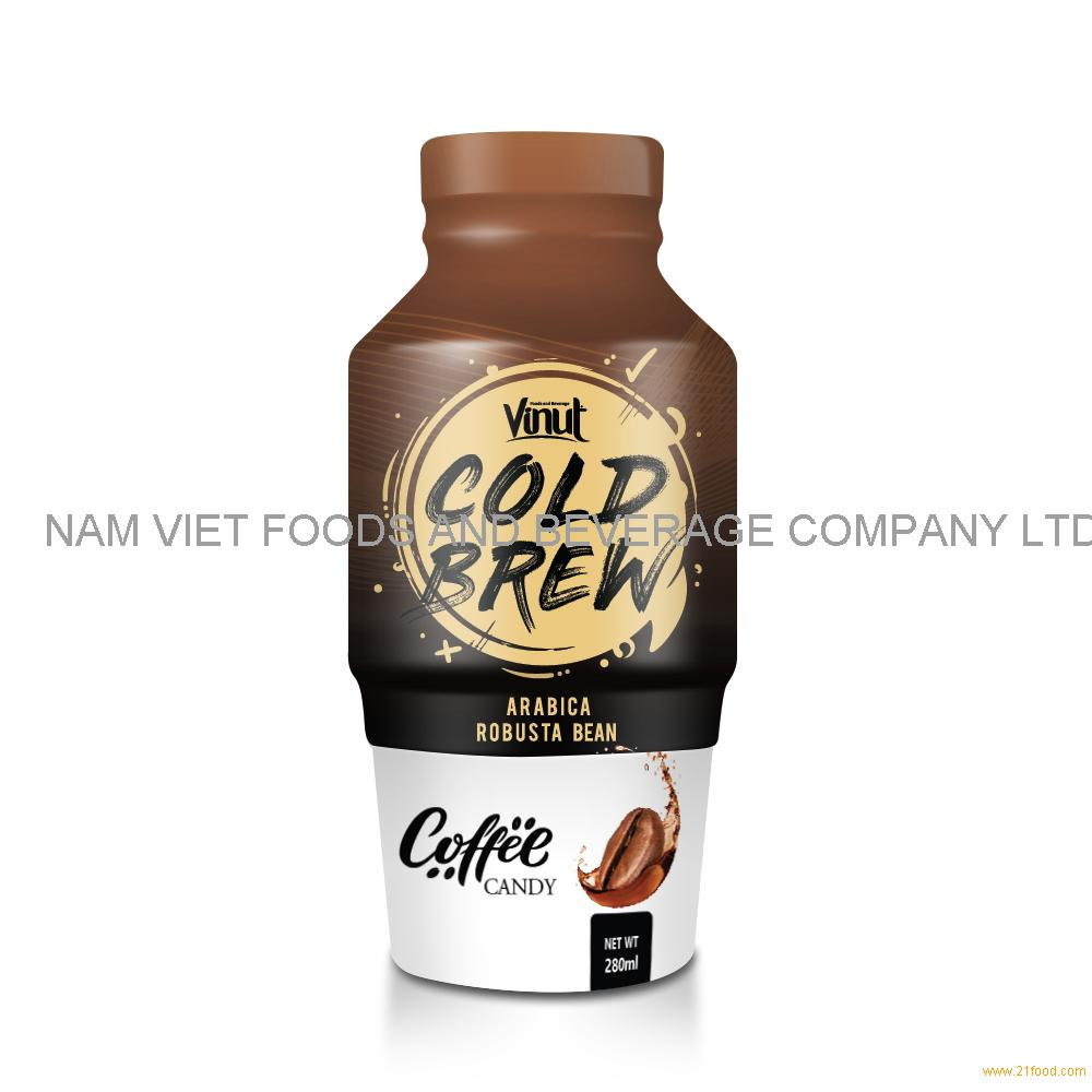 280ml VINUT Candy Cold Brew Coffee Drink