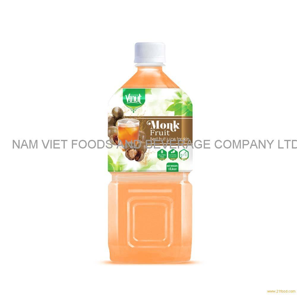 1L VINUT Bottle Monk Juice Drink