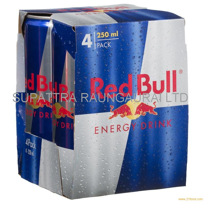 (Red Bull) Cheap Energy Drink Red Bull Delicious Taste - RED BULL Edition