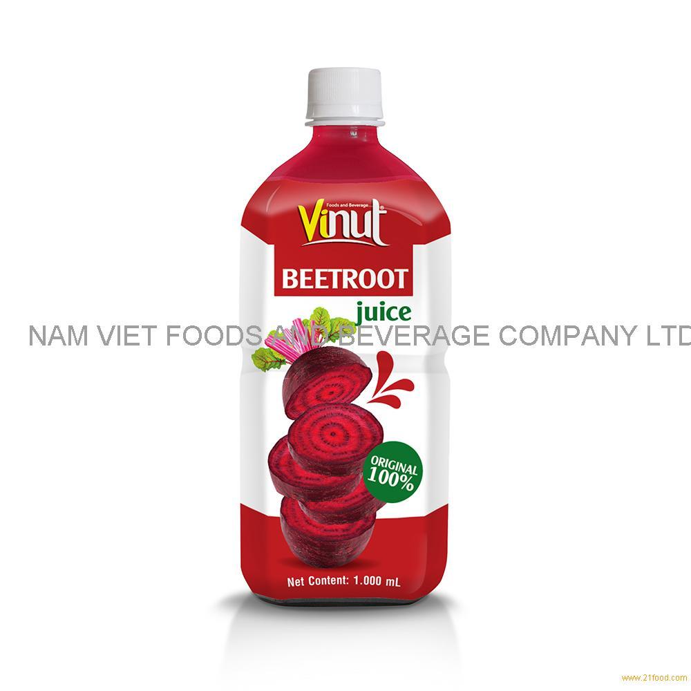 1000ml 100% Original Bottle Beetroot juice drink