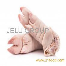 Frozen pig front foot A-grade, pork foot A-grade, frozen pork feet A-
