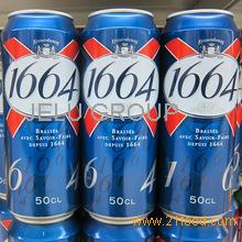 French Kronenbourg 1664 white Beer and European Beer for sale