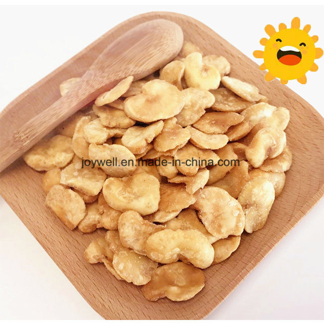 Great Healthy Broad Bean/Fava Beans Chips High Nutrition and Protein Hot Sale in U. S