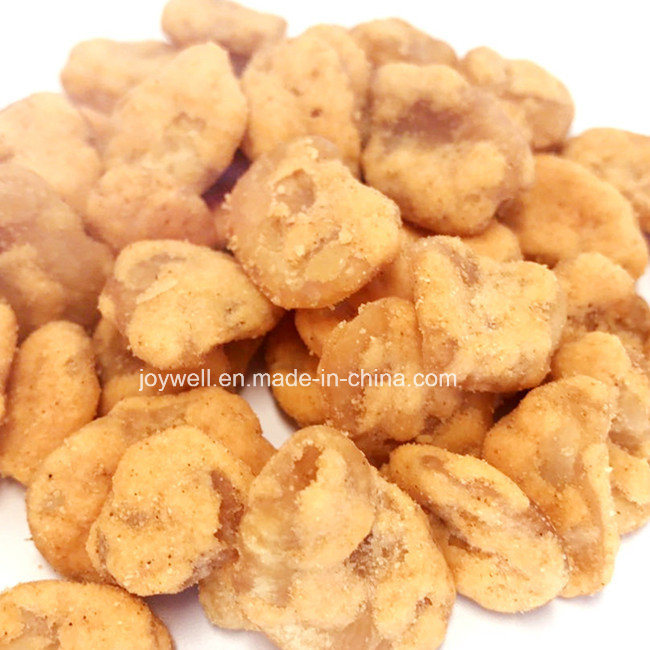 Cheap Price Coated Fried Spicy Fava Bean Chips Private Label