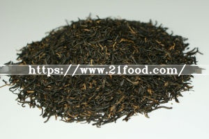 China Good Taste Luxury Black Tea Glossy Jin Jun Mei