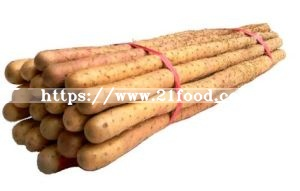 Chinese Fresh Yam for Exporting (Dia: 2-3cm)