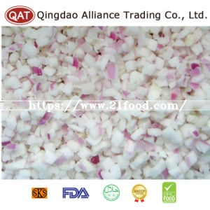 Frozen Onion Dices with High Quality