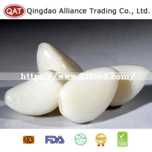 IQF Frozen Garlic Granules with High Quality