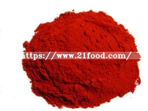 Sweet Paprika Powder 120 Asta Quality Guarantee