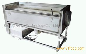 Fruit and Vegetable Washing Machine in Fruit Paste Jelly Production Line