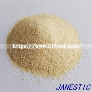 Dehydrated Garlic Granules Without Roots of Mesh 20-40