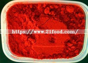 Paprika Powder 140 Asta Quality Guarantee