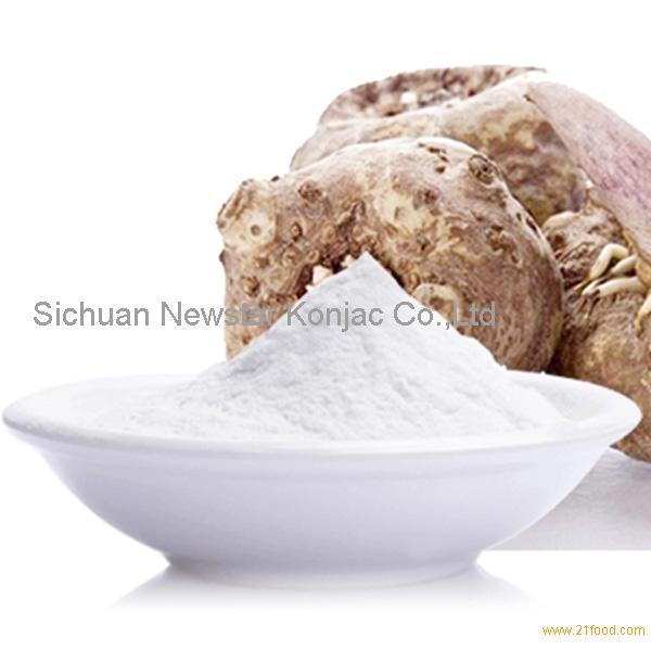 36000cps high viscosity konjac gum konjac powder konjac glucomannan