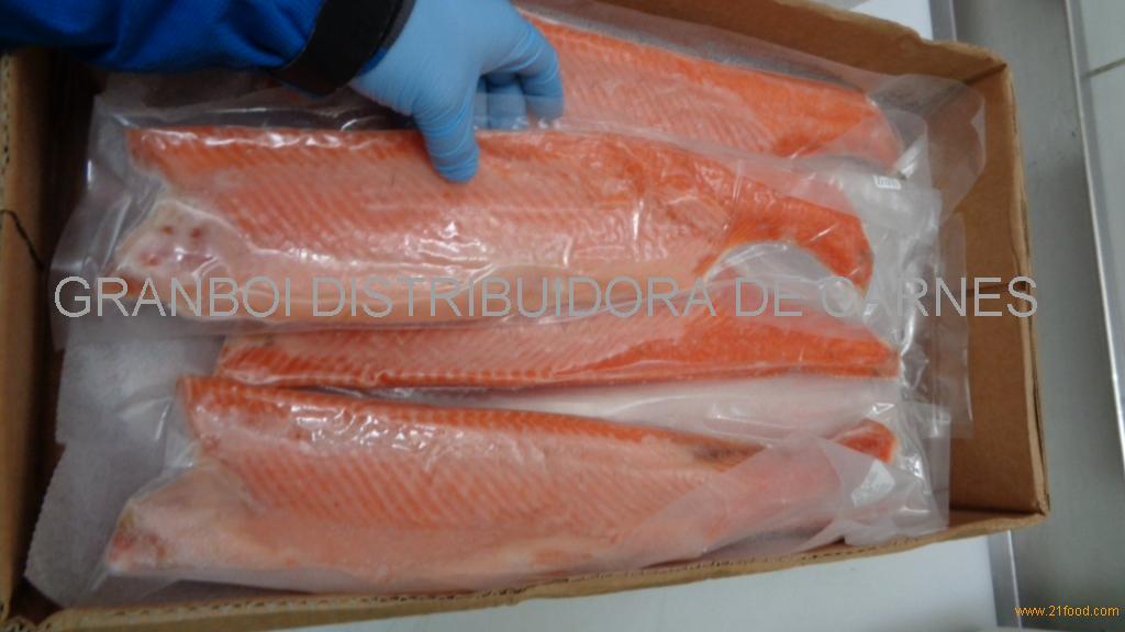 Steelhead trout (Onchorhynchus Mykiss)