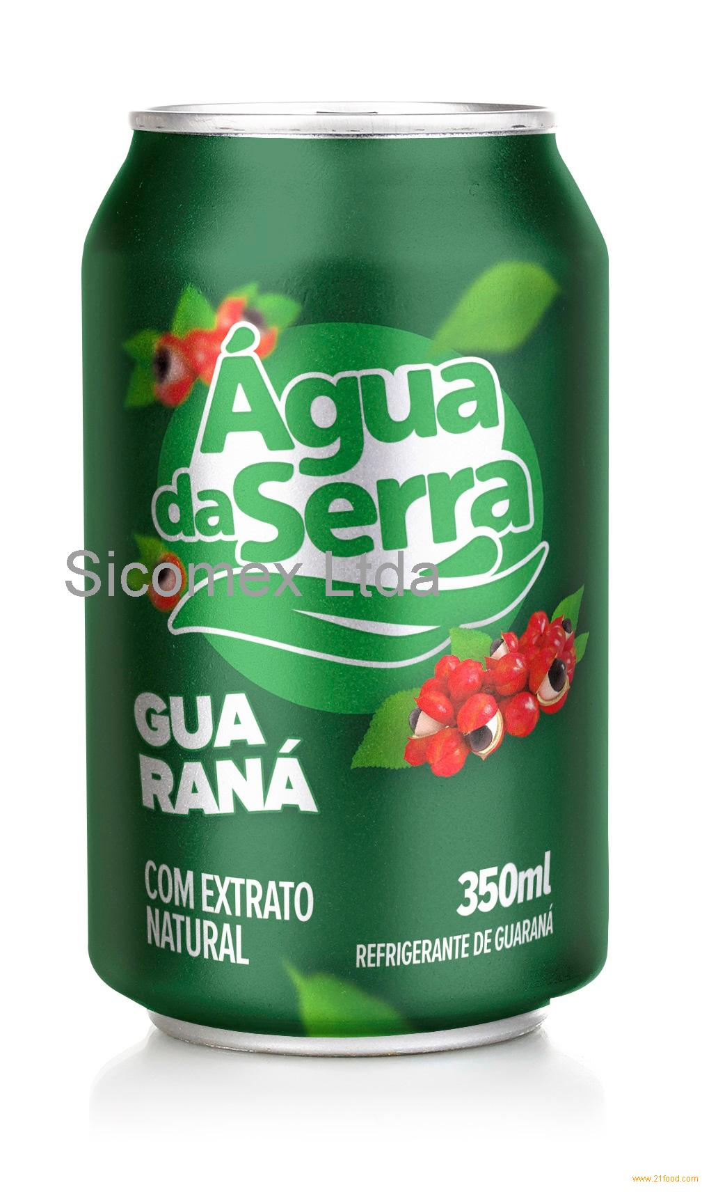 Guaraná soft drink