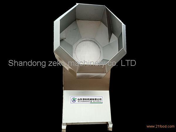 High quality octagonal mixer / time-saving stainless steel seasoning machine