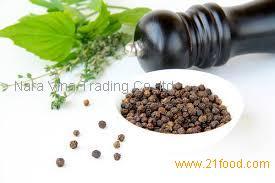 Organic black pepper, Vietnamese black pepper supplier
