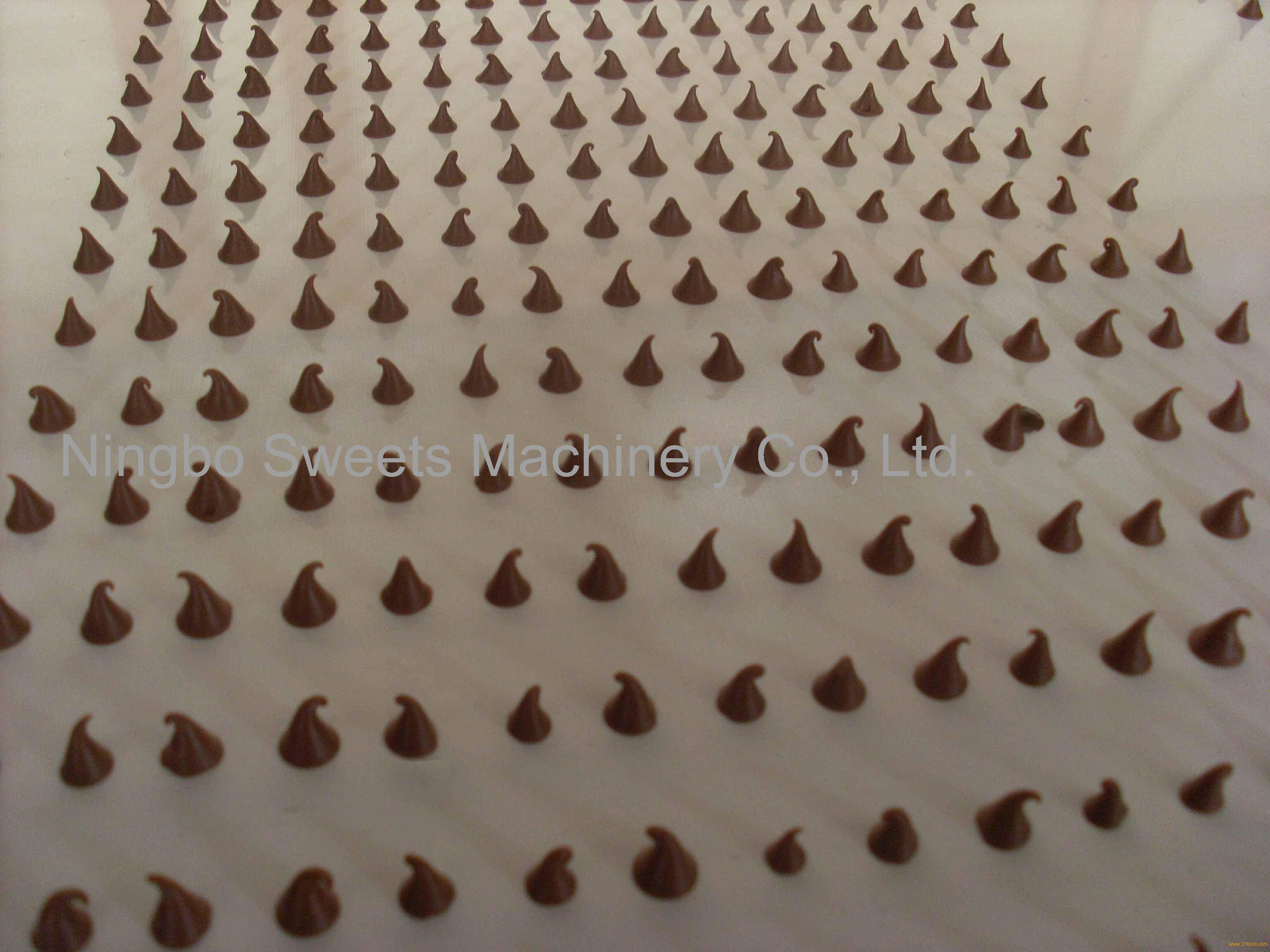 Chocolate Chips Dropping Depositing Machine