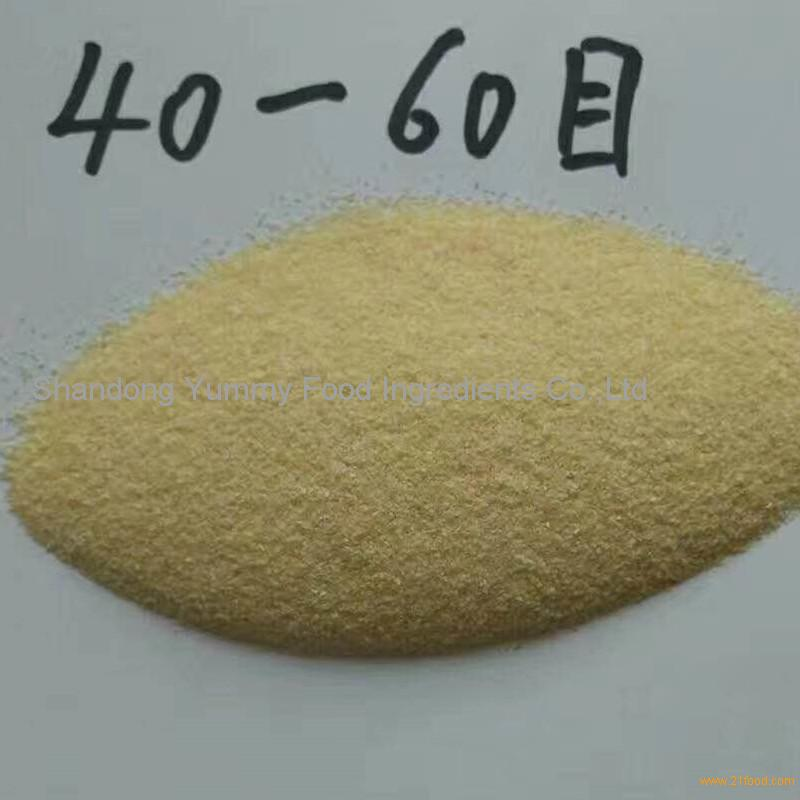 2020 Dried granulated garlic granules spices garlic price