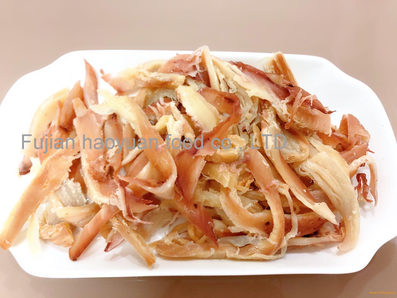 Shredded Squid