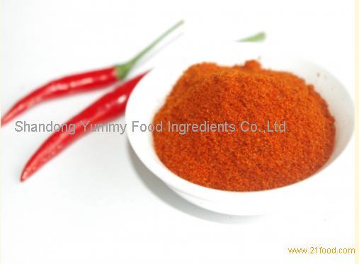 wholesales China hot red chili powder crushed chilli